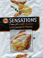 chicken lemon thyme crisps